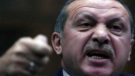 """Ο Ερντογάν θιασώτης της ναζιστικής θεωρίας του """"Lebensraum"""""""