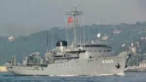 Αιγαίο : Η Τουρκία βγάζει το Τσεσμέ για έρευνες μεταξύ Ρόδου και Καστελόριζου