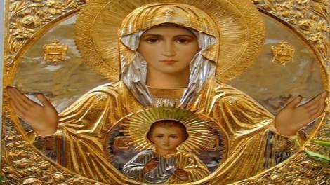 «Παναγία μου, αξίωσε με, εμένα την αμαρτωλή να σπουδάσω το μοναχογιό μου»