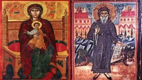 Ι. Μητροπόλεως Γόρτυνος και Μεγαλοπόλεως: Ο Άγιος Κοσμάς ο Αιτωλός και η Παναγία