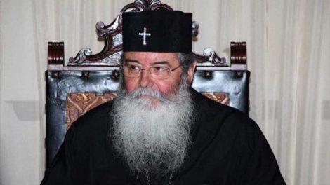 Κοζάνης Παύλος: «Έκλεισαν τους ναούς, στο ιερότερο πνευματικό γεγονός. Έτσι τους έβαλε ο διάβολος»