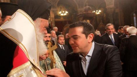 Ουδέποτε ο Αρχιεπίσκοπος «συνεχάρη» τον Αλέξη Τσίπρα για την Συμφωνία των Πρεσπών