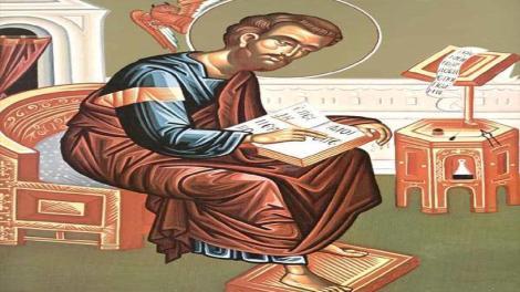 Ορθόδοξος συναξαριστής 18 Οκτωβρίου, Άγιος Λουκάς ο Ευαγγελιστής