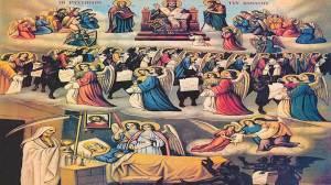 Πως πεθαίνουν οι δίκαιοι και πως οι αμαρτωλοί
