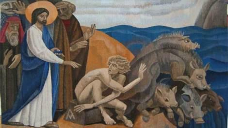 Κυριακή ΣΤ΄ Λουκά- Χριστιανοί χωρίς κρατούμενα
