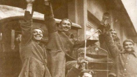 28η Οκτωβρίου 1940 τα πρωτοσέλιδα των εφημερίδων της εποχής