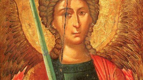 Ο Όσιος Φωστήριος ελάμβανε καθημερινά άρτο από Άγγελο Κυρίου