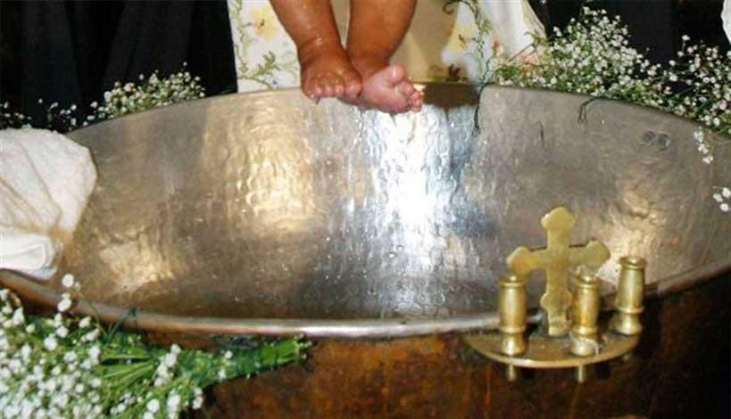 Τι σχέση έχουν τα Άγια Θεοφάνεια με το δικό μας Ιερό Βάπτισμα «εις το όνομα» της Αγίας Τριάδος