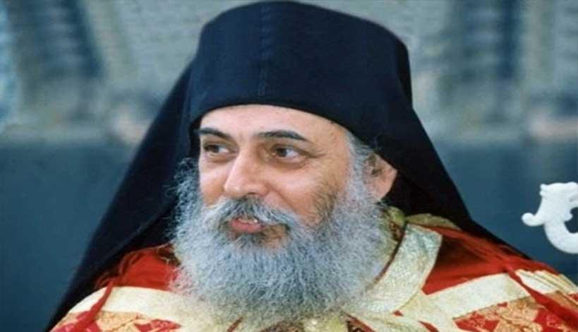 Αρχ. Γεώργιος Καψάνης : Εις την Περιτομήν του Κυρίου και το Νέο Έτος