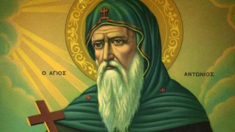 Ο Άγιος Αντώνιος και ο λογισμός του φτωχού τσαγκάρη
