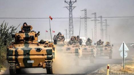 Άρχισε η τουρκική εισβολή στη Συρία