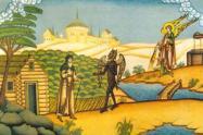 Ο μοναχός και ο δαίμονας που έκανε κήρυγμα