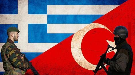 Ελληνοτουρκικό και μετά παγκόσμιο πόλεμο βλέπει η βρετανική Εxpress