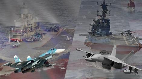 Κλιμακώνονται τα πολεμικά παιχνίδια στη γειτονιά της Κύπρου