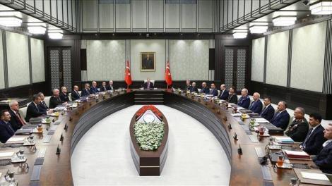 Επιθετική ανακοίνωση του Εθνικού Συμβουλίου Ασφαλείας της Τουρκίας για Ελλάδα και Κύπρο