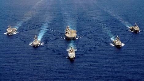 Ποιος είναι ο 6ος στόλος των ΗΠΑ που κατευθύνεται στην κυπριακή ΑΟΖ και φέρνει «κρύο ιδρώτα» στους Τούρκους; (βίντεο)