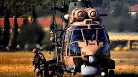 Τουρκική επιχείρηση αεραπόβασης στην Κύπρο: Μετέφεραν στρατεύματα με ελικόπτερα και C-130