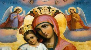 Γερο-Χαράλαμπος ο Κομποσχοινάς : Η Παναγία κάνει θαύματα όταν βλέπει αγάπη, πίστη, ευλάβεια