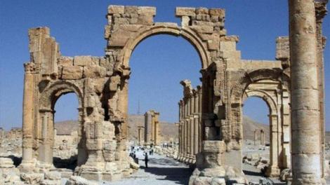 Συρία: Οι τουρκικές αεροπορικές επιδρομές προκάλεσαν ζημιές σε χριστιανικό αρχαιολογικό χώρο