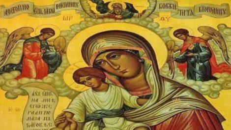 Άγιον Όρος | Όταν κοιτάζω την Παναγιά θυμάμαι την μάνα μου