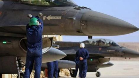 Το Ισραήλ στέλνει μαχητικά αεροσκάφη F-16 στην Ελλάδα