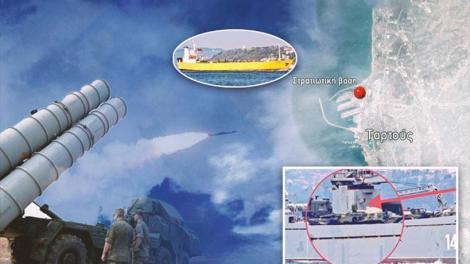 «Κρυφτούλι» ρωσικών S-300 με την ισραηλινή αντικατασκοπεία
