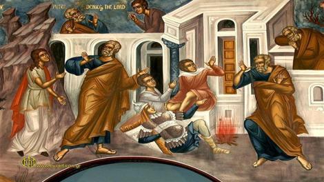 Γιατί ο Πέτρος αρνήθηκε τον Χριστό Α'