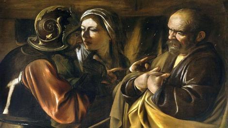 Γιατί ο Πέτρος αρνήθηκε τον Χριστό Β'