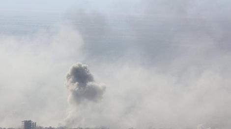 Συρία, τέσσερα παιδιά νεκρά - Τουλάχιστον 10 τα θύματα από ρουκέτες σε καταυλισμό προσφύγων
