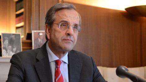 Αντώνης Σαμαράς: «Η Μακεδονία είναι μία και είναι ελληνική»