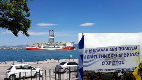 Είναι εφικτό μια τουρκική πρόκληση να πάει πίσω το Σκοπιανό;