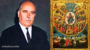Δημήτριος Παναγόπουλος: Η Κυριακή των Αγίων Πάντων