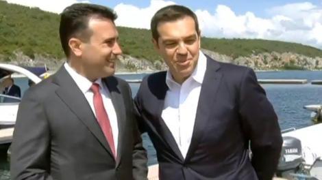 Θύελλα αντιδράσεων ξεσήκωσε η δήλωση Ζάεφ για «διδασκαλία της Μακεδονικής» και στην Ελλάδα