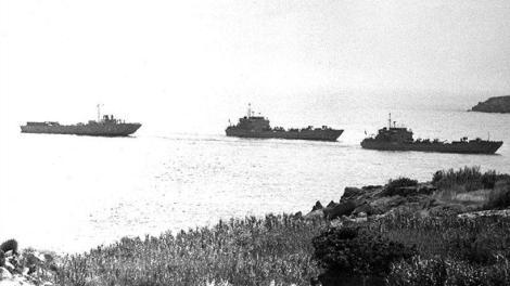 44 χρόνια μετά την Τουρκική εισβολή στην Κύπρο