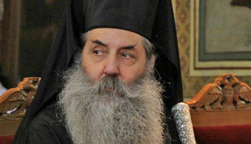 Μητροπολίτης Πειραιώς κ. Σεραφείμ: Σύριζα και Χρυσή Αυγή παράλληλη ιδεοληψία