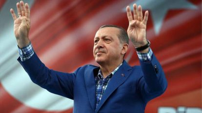 Ο Ερντογάν απαντά στον Τραμπ με ατάκα... Τσόρτσιλ