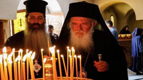 Εκκλησία | Το Χριστουγεννιάτικο Μήνυμα του Αρχιεπισκόπου Ιερωνύμου