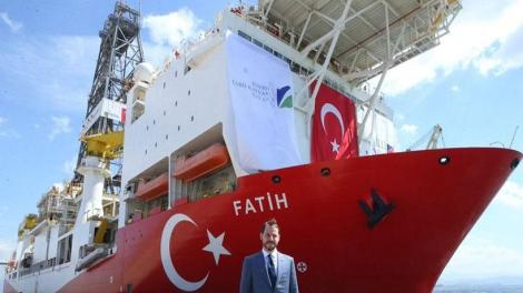 Η Τουρκία ξεκινάει γεωτρήσεις τέλη Αυγούστου στην Α.Μεσόγειο με το «Fatih» - Θα μπει στην κυπριακή ΑΟΖ;