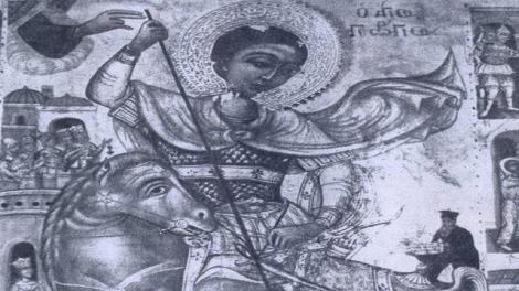 Κύπρος: Επαναπατρισμός εικόνας του Αγίου Γεωργίου του 19ου αιώνα