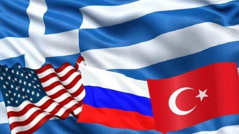 Δημήτρης Κωνσταντακόπουλος : Εφιαλτικά σενάρια στην Μέση και Εγγύς Ανατολή