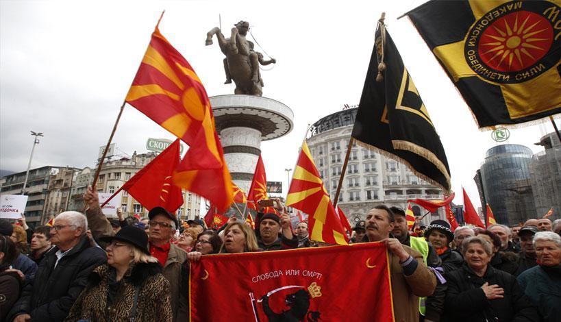 ΠΓΔΜ: 93 % υπέρ του «ΝΑΙ» με καταμετρημένο το 20% των εκλογικών τμημάτων