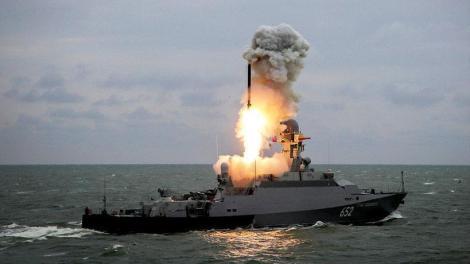 Αμερικανικό Πεντάγωνο: «O ρωσικός Στόλος ετοιμάζεται να ρίξει Kalibr στην Ιντλίμπ - Είμαστε σε συναγερμό»