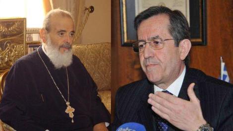 Ν. Νικολόπουλος: «Μέχρι να μάθουμε την πραγματική αλήθεια για τον Χριστόδουλο, δεν θα ησυχάσουμε»