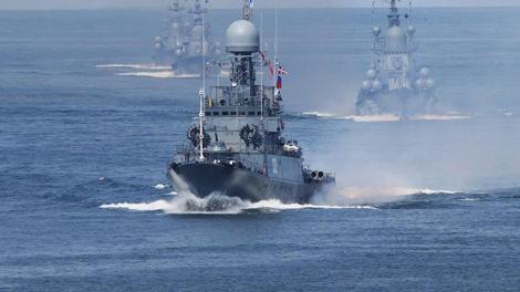 Οι Ρώσοι έκλεισαν την ανατολική Μεσόγειο