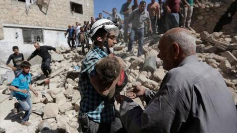 Συρία: ΗΠΑ και Τουρκία συμφώνησαν πως οποιαδήποτε επίθεση στην Ιντλίμπ θα θεωρηθεί «απαράδεκτη»