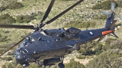 Κύπρος: Στο έδαφος τα ρωσικά μαχητικά ελικόπτερα