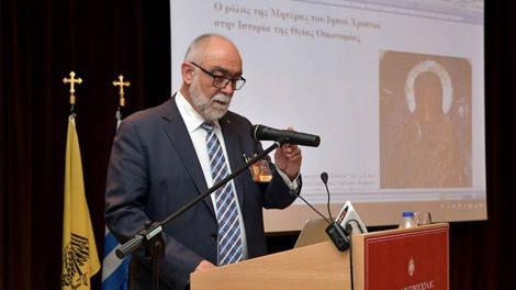 Μιλτιάδης Κωνσταντίνου: «Το Πατριαρχείο της Μόσχας αποφάσισε να διακόψει την κοινωνία με το Οικουμενικό Πατριαρχείο»