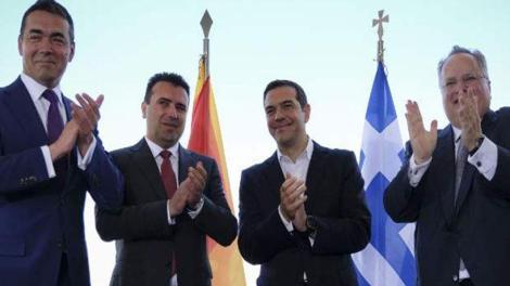 Γιώργος Φίλης : Ανεξήγητη η Συμφωνία των Πρεσπών - Η ΠΓΔΜ επείγεται να επιβιώσει - Αντί για επωφελής λύση, πλήρης υποχώρηση των εθνικών θέσεων