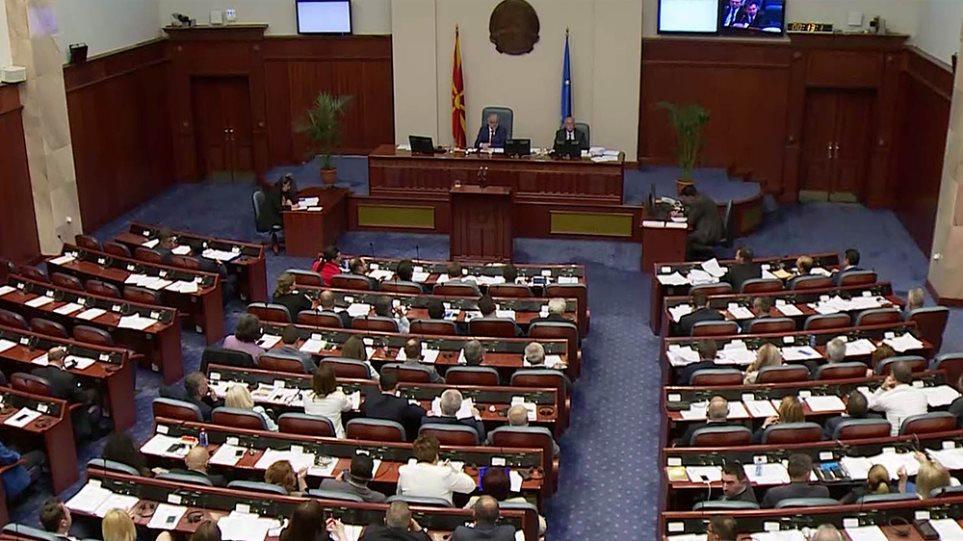 Ο Ζόραν Ζάεφ διασφάλισε τους 80 ψήφους στην Βουλή των Σκοπίων