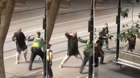 Αυστραλία: Τζιχαντιστής ο δράστης της φονικής επίθεσης στο κέντρο της Μελβούρνης